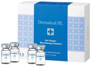 Buy Dermaheal HL Anti Hair Loss Solution Online
