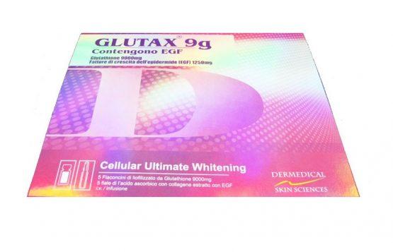 Buy GLUTAX 9G Contengono EGF Glutathione 9000mg